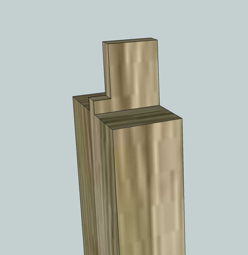 JambTennon.jpg & Making an exterior door frame - DIYWiki