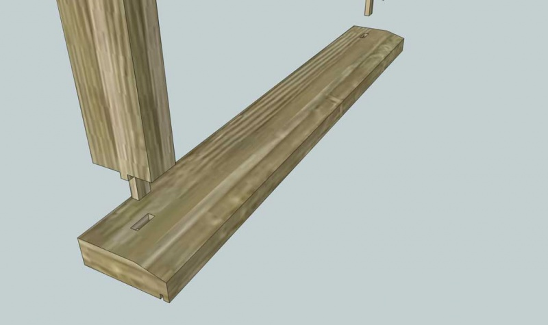 Making An Exterior Door Frame Diywiki