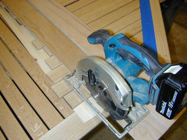 Table Slat Saw Board Trimming.jpg