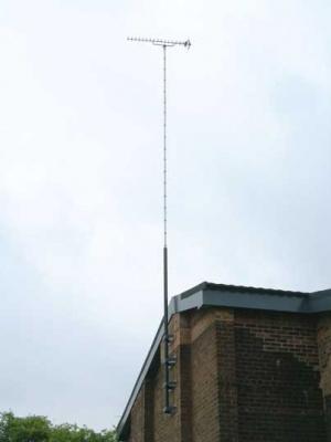 Installing a TV aerial - DIYWiki