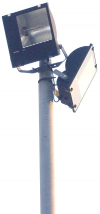 Discharge lamp on pole 4326-3.jpg