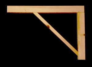 Wooden Shelf Support Designs - Woodworking Business Plans
